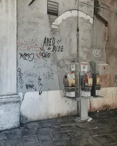 Cara oculta de Piazza San Marco